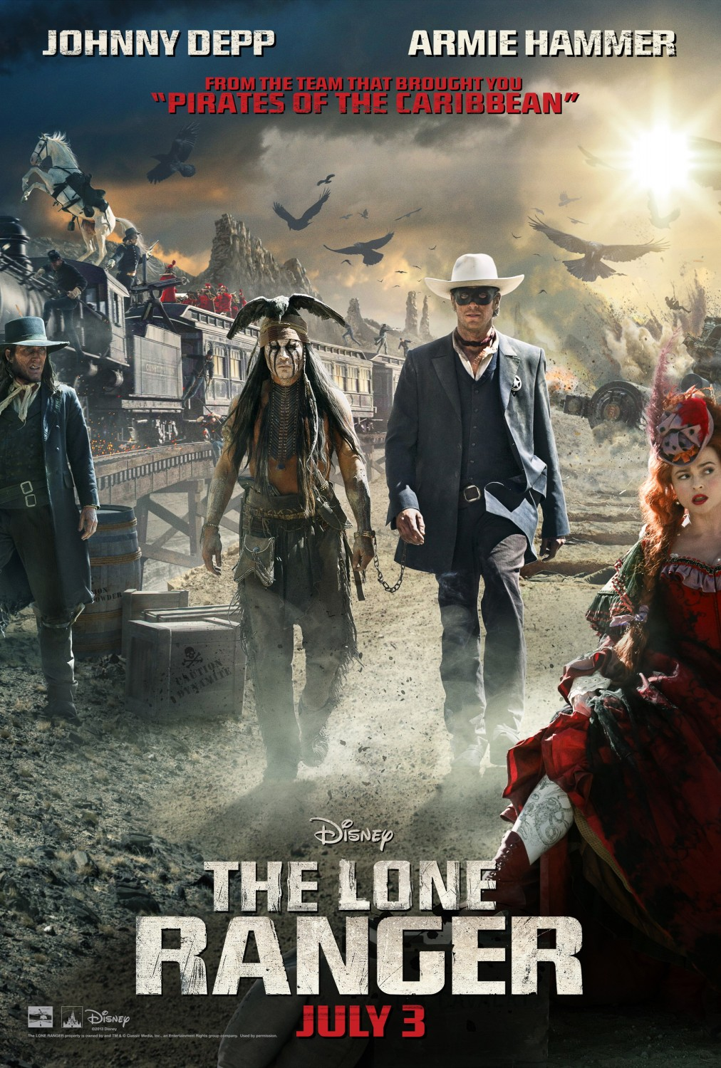 music in the movies the lone ranger movies are fun