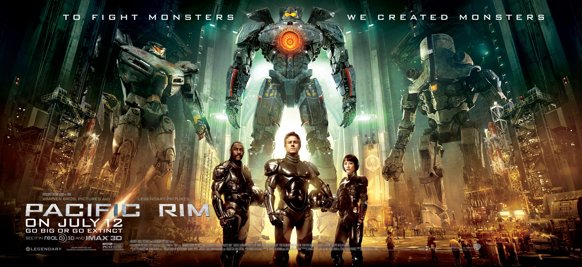 Pacific Rim Movies Are Fun