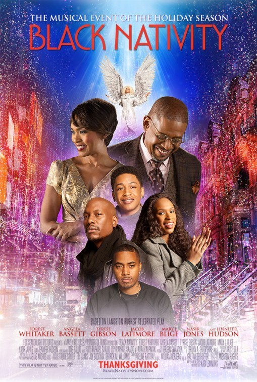 black nativity a christmas musical - Black Christmas Movie