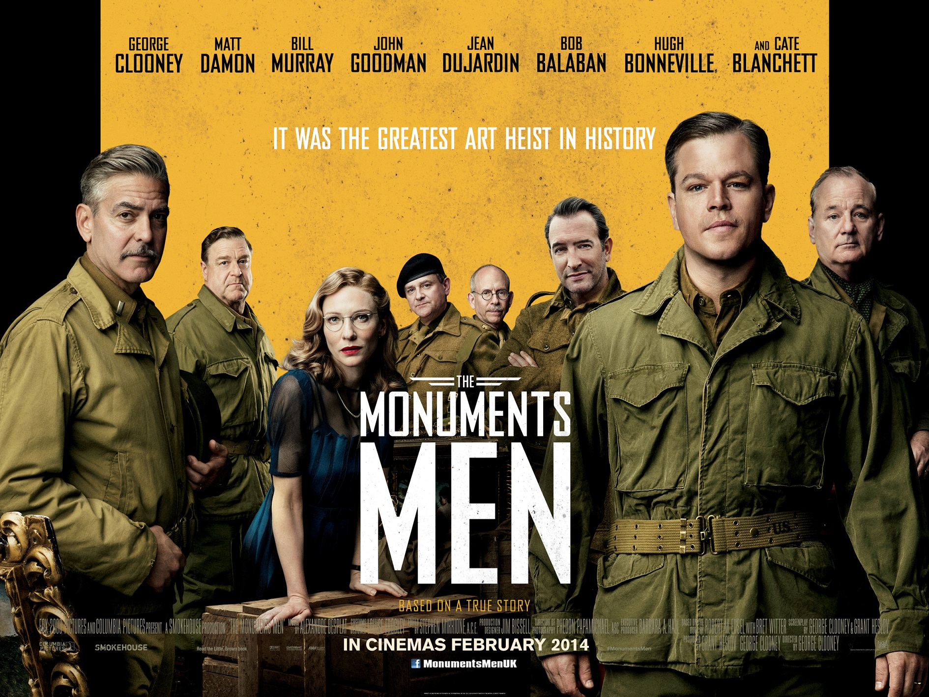 The Real Monuments Men Names