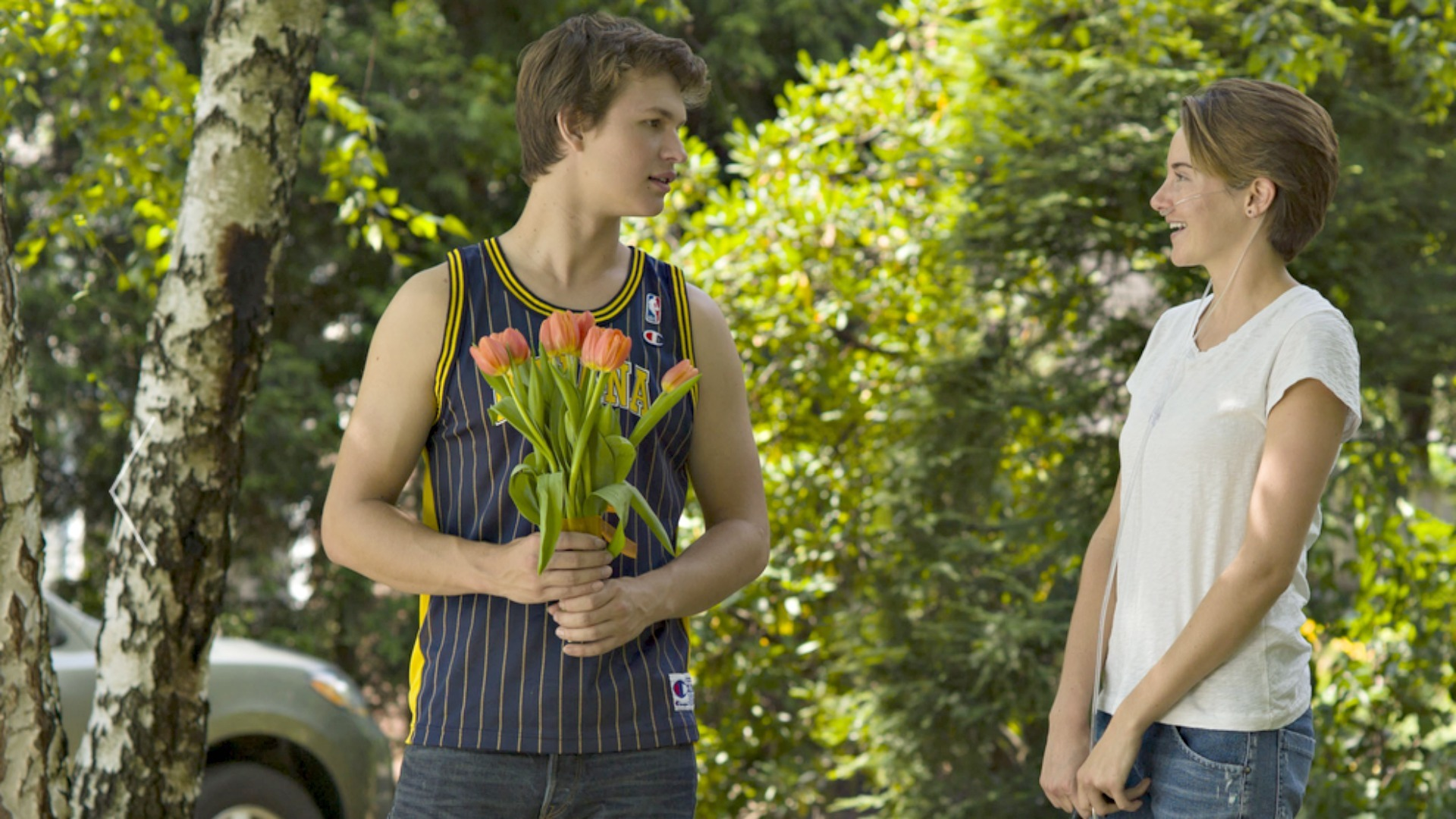 The Fault In Our Stars: A Special Guest Review | Movies ...